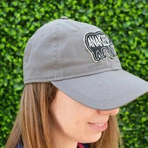Dark Grey Anakeesta Bear Cap - $20.95