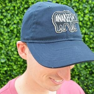 Navy Anakeesta Bear Cap - $20.95