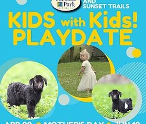 Kids With Kids-Goats