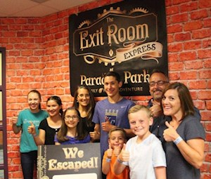 Exit Room Party