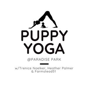 Puppy Yoga Child Ticket