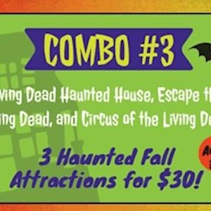 Combo #3 Living Dead