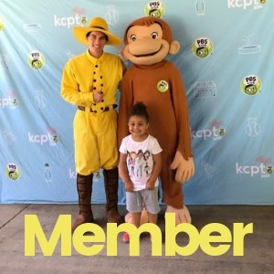 CuriousGeorge Breakfast-Member