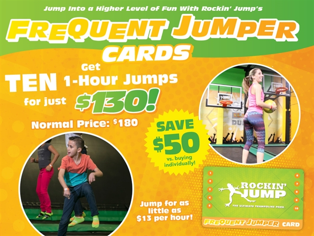 Frequent Jumper Card