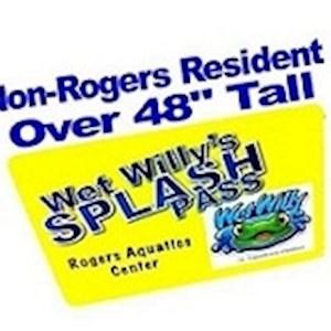 2018 Splash Pass +48 Non-Res