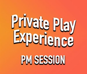 Private Play Experience GLOW