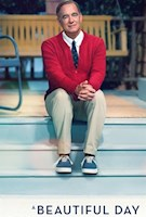 Tom Hanks portrays Mister Rogers in A Beautiful Day in the Neighborhood, a timely story of kindness triumphing over cynicism, based on the true story of a real-life friendship between Fred Rogers and journalist Tom Junod. After a jaded magazine writer (Emmy winner Matthew Rhys) is assigned a profile of Fred Rogers, he overcomes his skepticism, learning about kindness, love and forgiveness from America's most beloved neighbor.