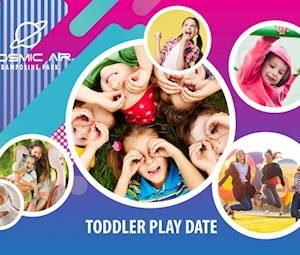 3 - Toddler Playdates