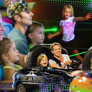 Action City Combo Family Annual Pass