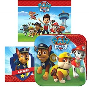 Paw Patrol Table Deco Package