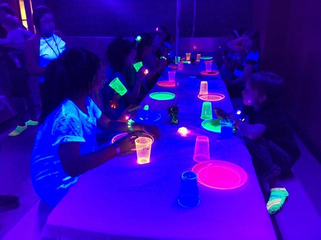 Saturday Glow Premium Party