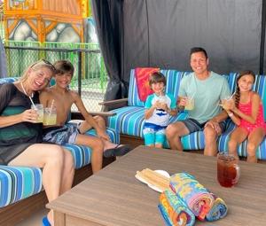 Cabana Rental VIP