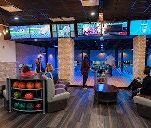 Ultimate Party + VIP Bowling