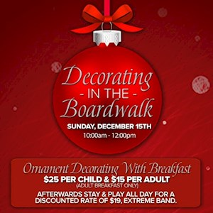 Decorating Event- Adult