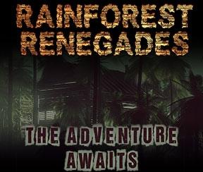 ESCAPE - Rainforest Renegades