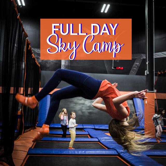 SkyCamp Full Day