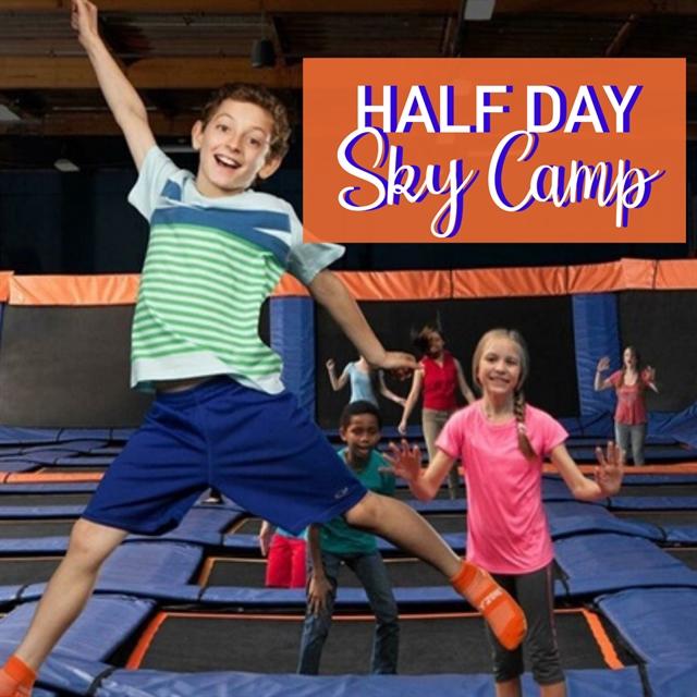 SkyCamp Half Day