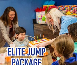 Elite Jump Package