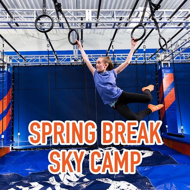 Spring Break Camp 3/23-3/27