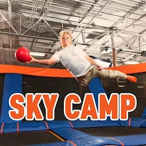Sky Camp Single Day