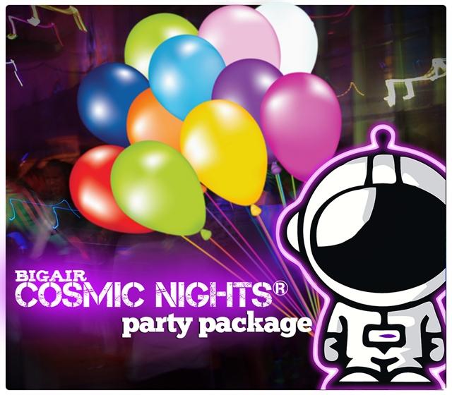 COSMIC NIGHT PARTY