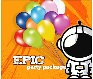 EPIC PARTY PACKAGE