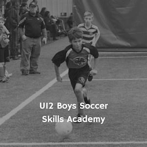 U12 Boys Soccer Academy 2