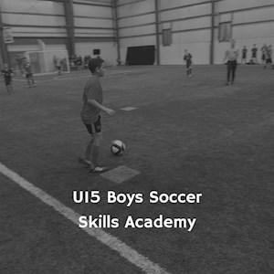 U15 Boys Soccer Academy 2