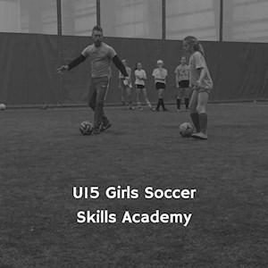 U15 Girls Soccer Academy 2