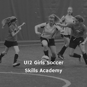 U12 Girls Soccer Academy 2