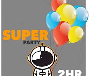 SUMMER SUPER PARTY 2HR