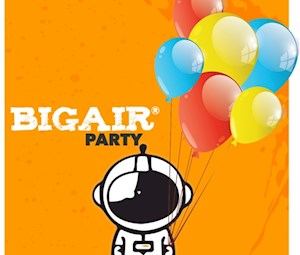 BIG AIR PARTY PACKAGE