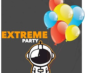 EXTREME PARTY PKG w/ FAVORS
