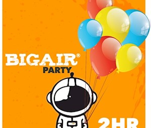 BIG AIR PARTY PKG - 2HR