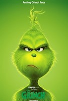 The Grinch (Benedict Cumberbatch) hatches a sneaky scheme with his trusted canine Max and his new pet reindeer Fred[8] to ruin this year's Christmas when the residents of Whoville plan to make their annual holiday three times bigger that year: steal all the Christmas gifts from Whoville's houses dressed as a fake Santa Claus