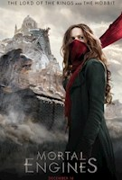 Hundreds of years after civilization was destroyed by a cataclysmic event, a mysterious young woman, Hester Shaw (Hera Hilmar), emerges as the only one who can stop London