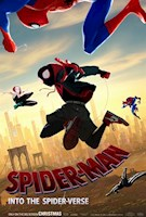 Spider-Man crosses parallel universe and teams up with the Spider-Men and Spider-Woman of those dimensions to stop a threat to all reality.