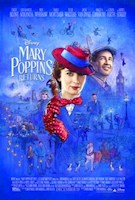 The mysterious Mary Poppins returns to Depression-era London to visit Jane and her brother Michael, now a father of three, and helps them rediscover the joy they knew as children.