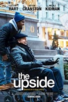 The film follows a paralyzed billionaire (Bryan Cranston) who strikes up an unlikely friendship with a recently paroled convict (Kevin Hart) who he hires to take care of him.