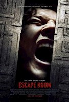 Six adventurous strangers travel to a mysterious building to experience the escape room -- a game where players compete to solve a series of puzzles to win $10,000. What starts out as seemingly innocent fun soon turns into a living nightmare as the four men and two women discover each room is an elaborate trap that's part of a sadistic game of life or death.