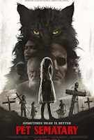 Louis Creed, his wife Rachel, and their two children Gage and Ellie move to a rural home where they are welcomed and enlightened about the eerie 'Pet Sematary' located nearby. After the tragedy of their cat being killed by a truck, Louis resorts to burying it in the mysterious pet cemetery, which is definitely not as it seems, as it proves to the Creeds that sometimes, dead is better.