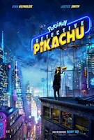 "In Ryme City, a metropolis populated between the bonds of humans and Pokémon alike, a 21-year-old former Pokémon trainer named Tim Goodman comes into contact with a talking Pikachu that once belonged to his father, Harry Goodman, who went missing after an accident. Tim and the talking Pikachu, who calls himself ""Detective Pikachu"", investigate to find his whereabouts with the help of a reporter, Lucy Stevens, and her Psyduck, until they come across something that endangers the Pokémon world."
