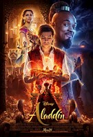 Aladdin is the exciting tale of the charming street rat Aladdin, the courageous and self-determined Princess Jasmine and the Genie who may be the key to their future.