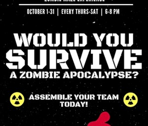 Doomsday Zombie Maze
