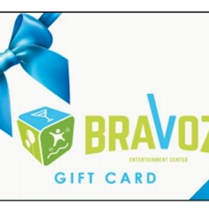 Bonus Gift Card - $25