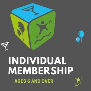 Individual Yearly Membership