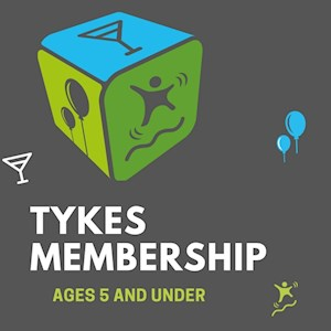 Tykes Yearly Membership