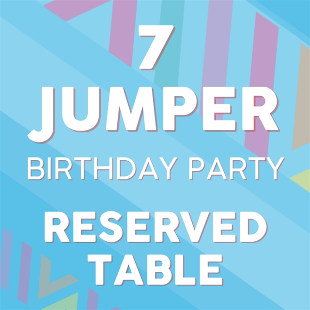 7 Jumper Table Party