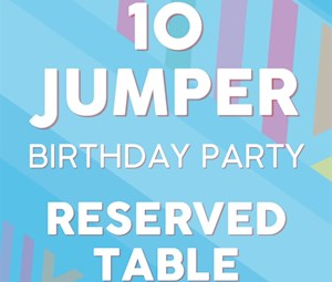 10 Jumper Table Party