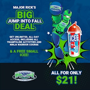 Major Ricks Big Jump Into Fall Deal